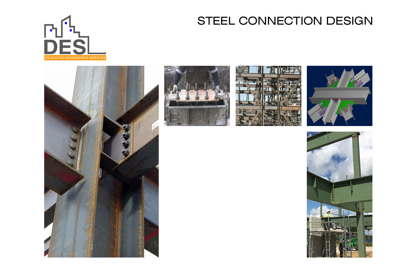 Loading DES Steel Connection Design...
